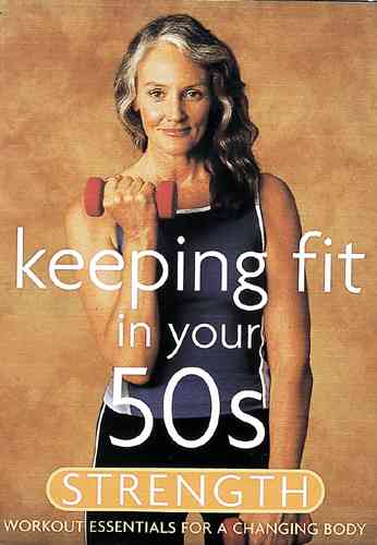 KEEPING FIT IN YOUR 50S:STRENGTH BY JOSEPH,CINDY (DVD)