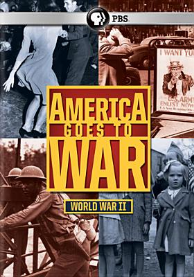 AMERICA GOES TO WAR BY SEVAREID,ERIC (DVD)